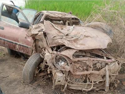 Three Lives Lost As Car Plunges Into River In Bauchi