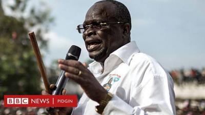 Congo Republic Opposition Presidential Candidate Kolelas Dies At 61, Spokesman Says