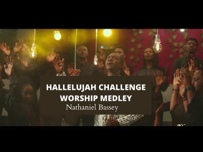 Video: Nathaniel Bassey - Hallelujah Challenge 'Praise' & 'Worship' Medley