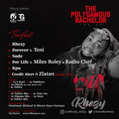Rhezy - Forever ft. Teni (The Polygamous Bachelor EP)