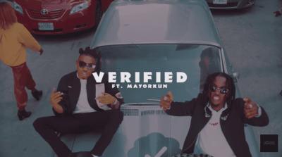 Video: Laycon - Verified ft. Mayorkun