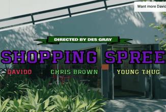 Video: Davido - Shopping Spree ft. Chris Brown, Young Thug