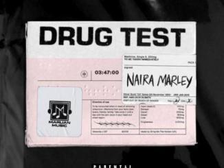 Naira Marley - Drug Test (Prod. by Rexxie)
