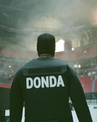 STREAM Kanye West - 'DONDA' Album