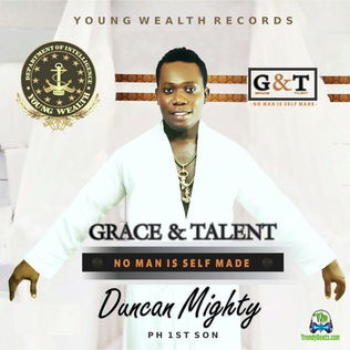 Duncan Mighty - Lift Him Up