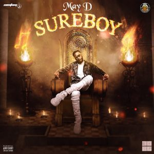 May D - By Force (Ft. Peruzzi)