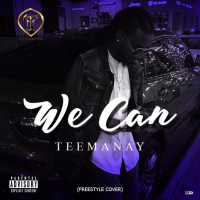 MP3 : Teemanay - We Can (Freestyle Cover)