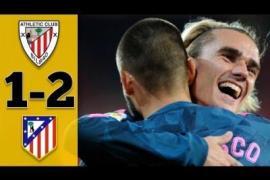 VIDEO : ATHLETIC BILBAO vs ATLETICO MADRID 1-2 ● All Goals & Highlights HD ● La Liga – 20 September 2017
