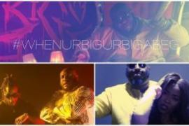 VIDEO : DJ Big N x Tiwa Savage x Burna Boy - Anything (For You)