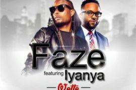 MP3 : Faze ft Iyanya - Wette