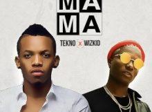 Instrumental: Tekno Ft Wizkid - Mama (Remake By Eazibitz)