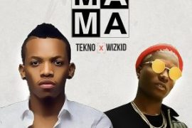 Instrumental: Tekno Ft Wizkid - Mama (Remake By Eazibitz)