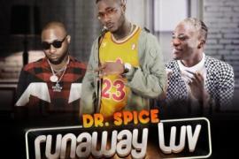 MP3 : Dr. Spice - Runaway Luv ft Davido X Yonda (Prod. By Chymz)