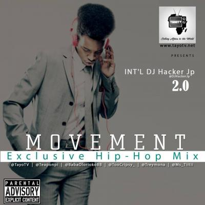 Mixtape: Ace DJ Hacker Jp - Movement 2.0