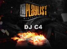 MIXTAPE: DJ C4 - The PlayList 2.0