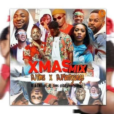 Mixtape: DJTims x DJPlentySongz - Xmas Mix