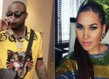 See What Caroline Danjuma Was Caught Doing To Davido's 'Fia' [WATCH]