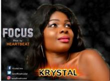 MP3 : Krystal - Focus (Prod. by Heartbeat)
