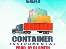 INSTRUMENTAL: Ckay - Container (Prod. By DJ Smith)