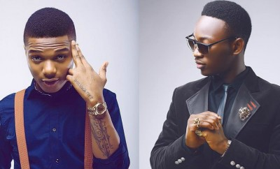 VIDEO: Is Dammy Krane Throwing Shades At Wizkid?