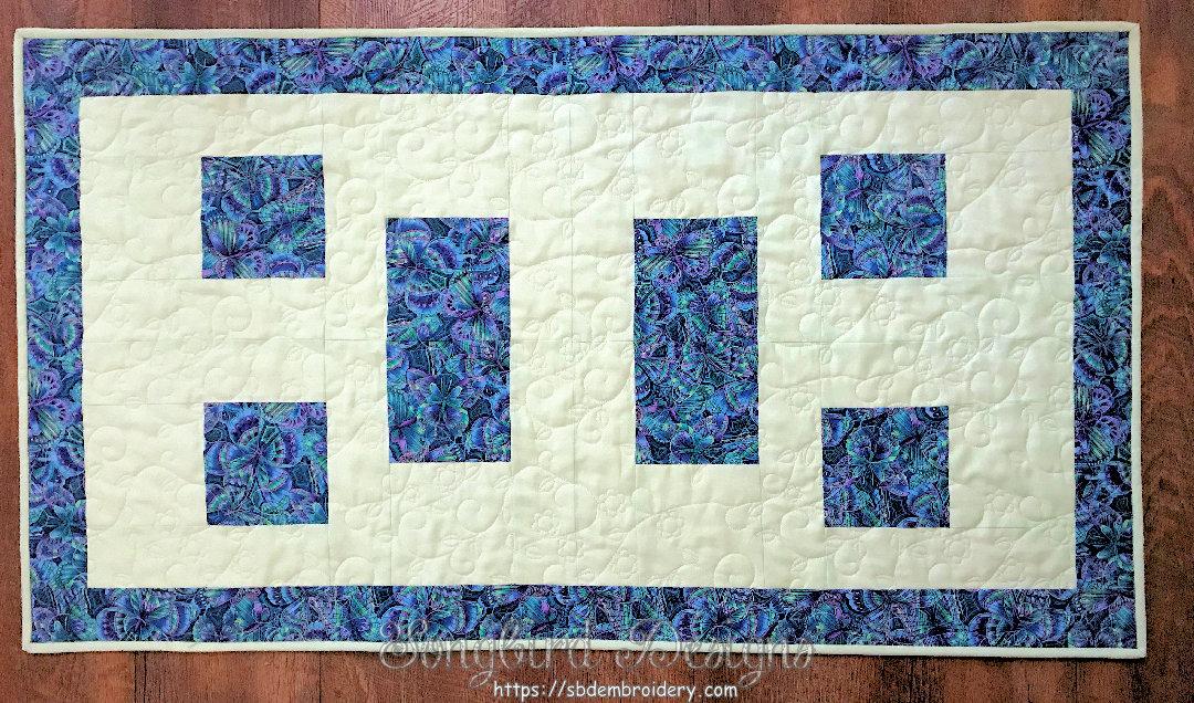 30 Quilt Blocks in 30 Days!