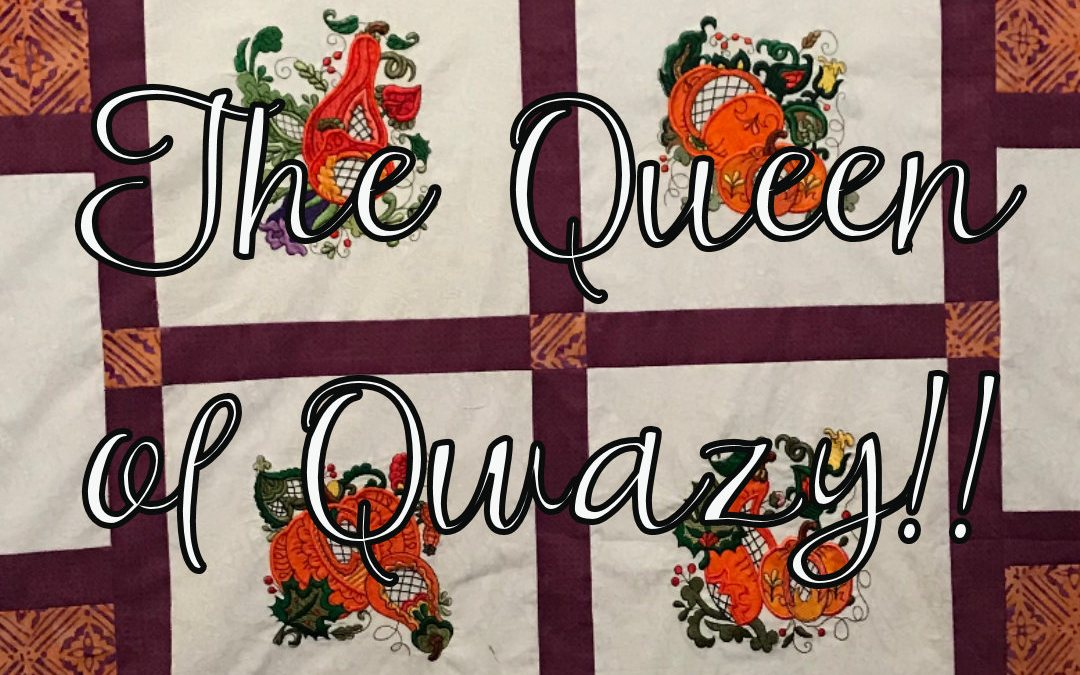 Quilt Qwazy Queens Blog Hop!