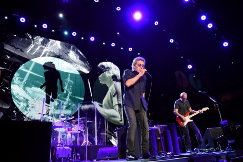 """The Who performs March 29, 2016 at Pepsi Center """"The Who Turns 50 Tour"""" -Music Database Software for cataloging and organizing your digital audio files"""