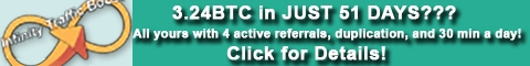 Earn 3.24BTC in JUST 51 Days!