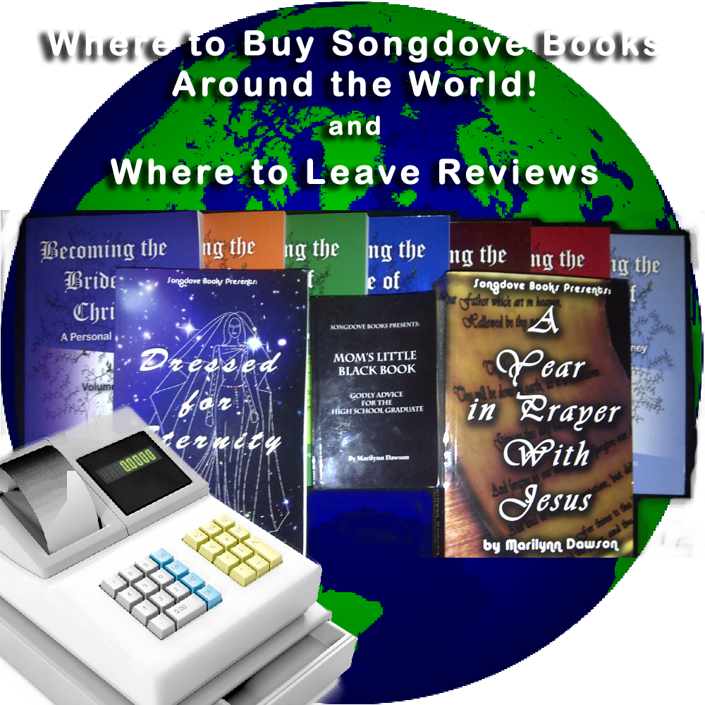 Songdove Books - Where to Buy
