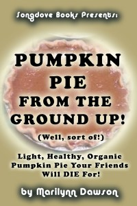 Songdove Books - Pumpkin Pie From the Ground Up! (Well, Sort of!)