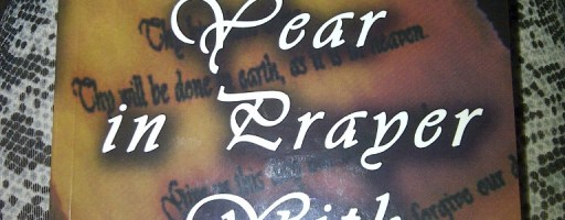 "BOOK LAUNCH FOR ""A YEAR IN PRAYER WITH JESUS"" AUGUST 30TH – SEPT 5TH"