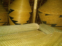 Songdove Books - Rwandan woven artwork