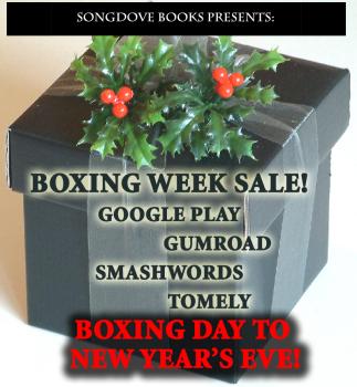 Songdove Books - BOXING WEEK SALE