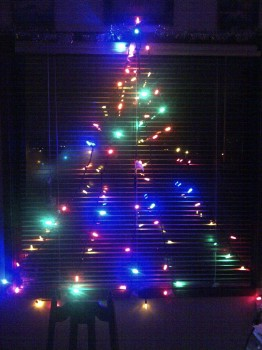 Songdove Books - Window Christmas Tree