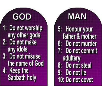 Songdove Books - 10 Commandments