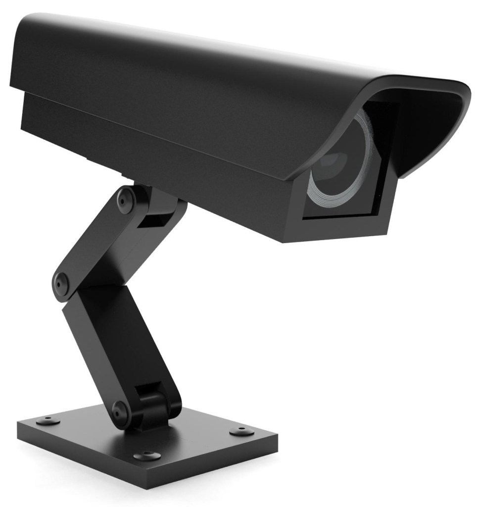 Songdove Books - Security Camera