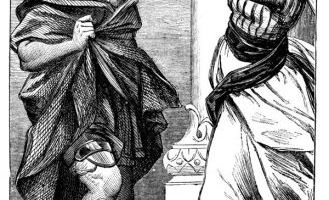 Judges 11:  The Other Side of Jephthah's Story