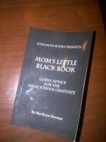 Songdove Books - Mom's Little Black Book: Godly Advice for the High School Graduate