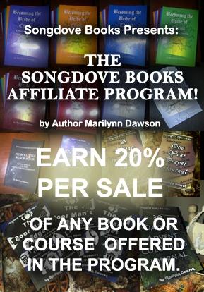 Songdove Books Affiliate Program