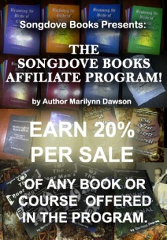 Songdove Books Affiliate Program