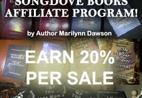Songdove Books OWN Affiliate Program!