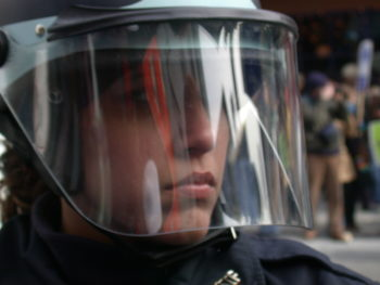 female police, women's rights