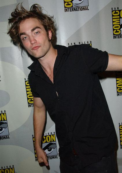 Rob, apparemment très fatigué !