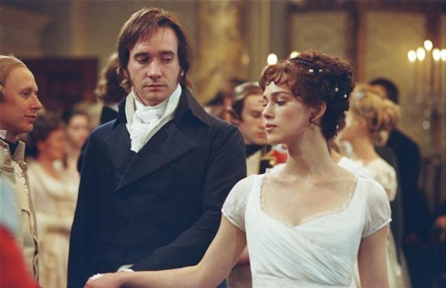 Orgueil et Préjugés, Mon avis sur Le Film De 2005 - Darcy et Lizzie