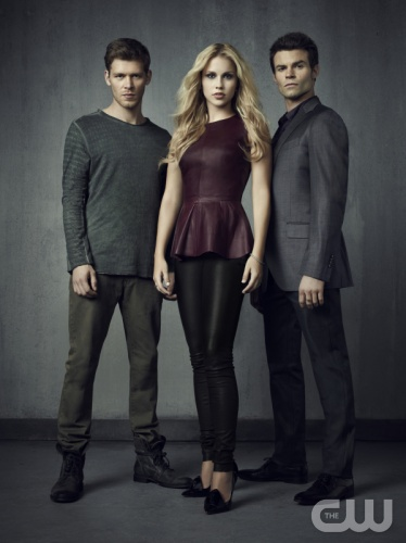 THE VAMPIRE DIARIES promo saison 4 - les Originels