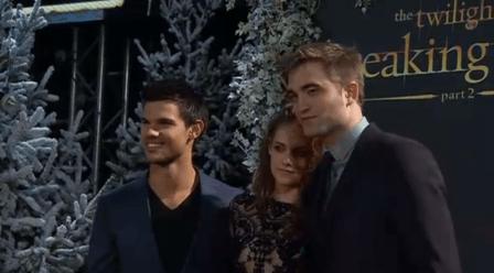 Avant-Première de Breaking Dawn Part 2 (Twilight chap 5) à Londres - Les premières Photos !