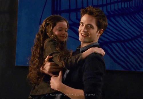 Renesmée et Edward