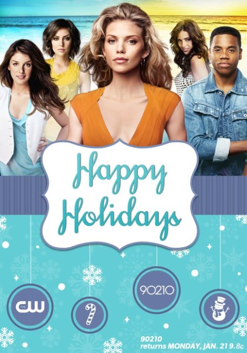 90210 happy holidays