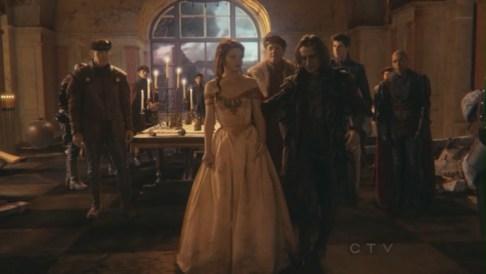 Once Upon A Time Ep 12 : La Belle et la Bête
