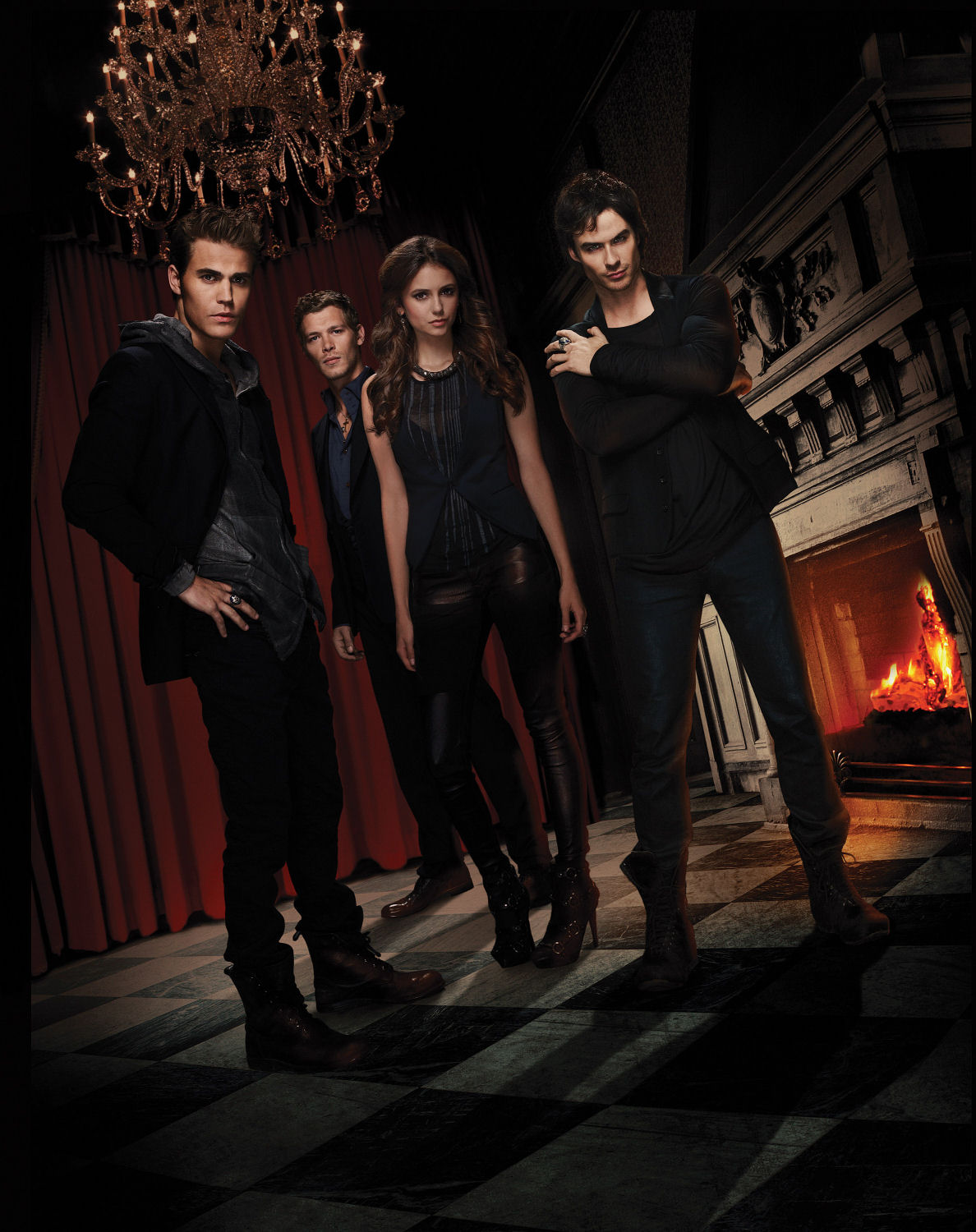 tvd poster s3 cheminée